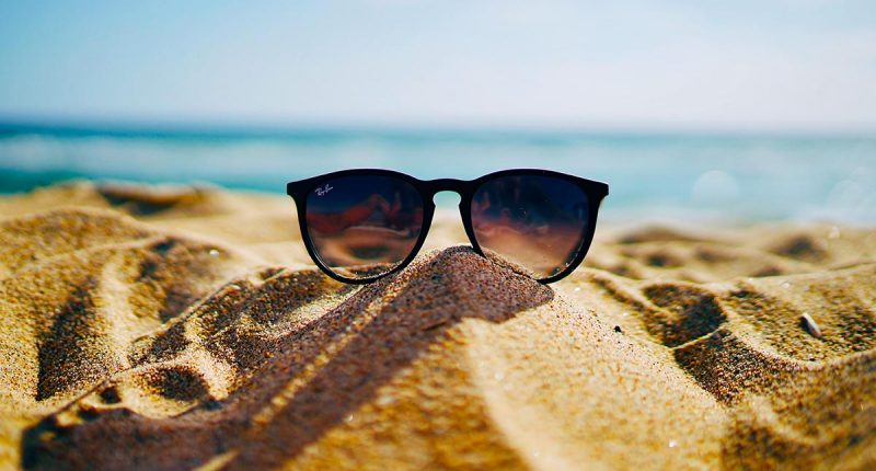 photo of sunglasses